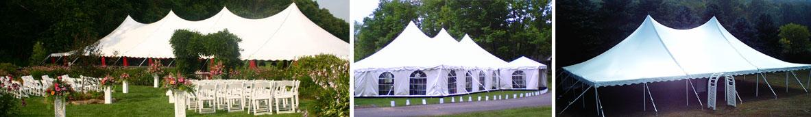 Pole Tents & Tent Rentals u0026 Accessories | Starrs